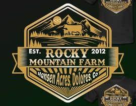Nro 491 kilpailuun Design a Western T-Shirt with our Cattle Brand käyttäjältä bandashahin
