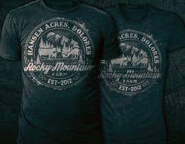 Nro 485 kilpailuun Design a Western T-Shirt with our Cattle Brand käyttäjältä mstmurshida