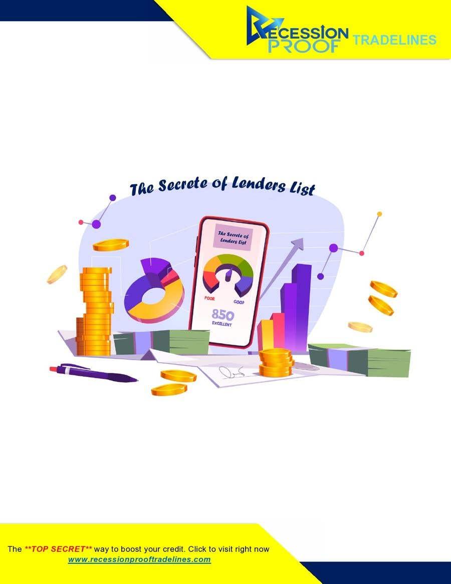 Penyertaan Peraduan #                                        23                                      untuk                                         Build me a Secret Lenders List