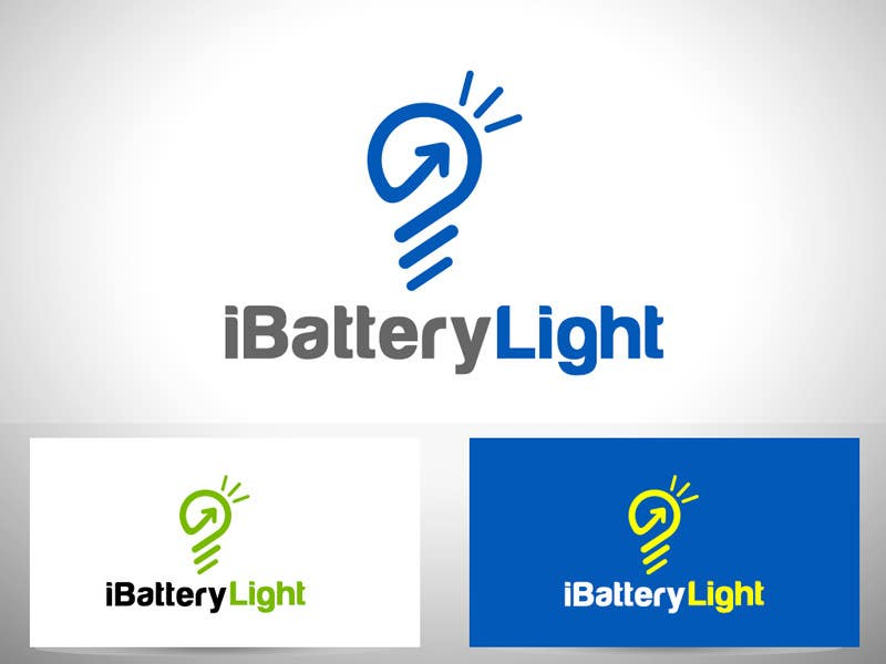 Konkurrenceindlæg #103 for iBatteryLight Logo