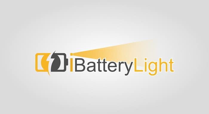 Konkurrenceindlæg #25 for iBatteryLight Logo