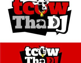 "#37 for DJ Design - ""tcow Tha DJ"" by robertlopezjr"