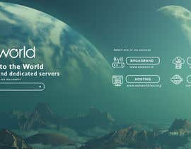#170 for Creative landing page for hosting company by stylishwork
