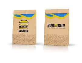 Nro 145 kilpailuun Takeaway Paper Bag Design käyttäjältä ruhulamin22