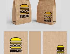 Nro 122 kilpailuun Takeaway Paper Bag Design käyttäjältä Rheanza