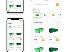asu5a0ae85373caa tarafından Application design for commercial company( Dumpsters ) için no 16