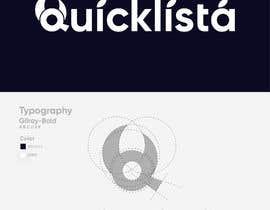 Nro 318 kilpailuun Design LOGO / APP ICON & LOGOFONT for Quicklista App käyttäjältä Webdeveloperr786
