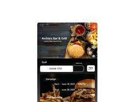 Nro 15 kilpailuun iPhone App Screen Design for GoalPrize Dashboard: UI UX design käyttäjältä adarsh1809