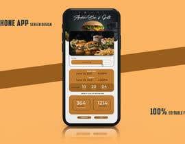 Nro 19 kilpailuun iPhone App Screen Design for GoalPrize Dashboard: UI UX design käyttäjältä mehedyhassane