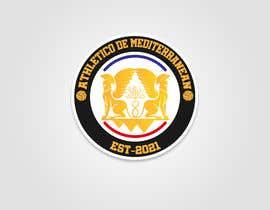 #68 for Design a badge for a new football club af mohamedghida3