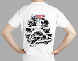 Nro 22 kilpailuun Create a design for tshirt käyttäjältä asprse