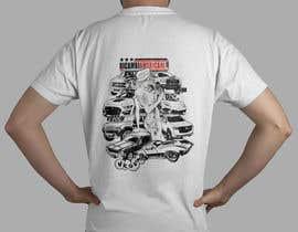 Nro 36 kilpailuun Create a design for tshirt käyttäjältä asprse