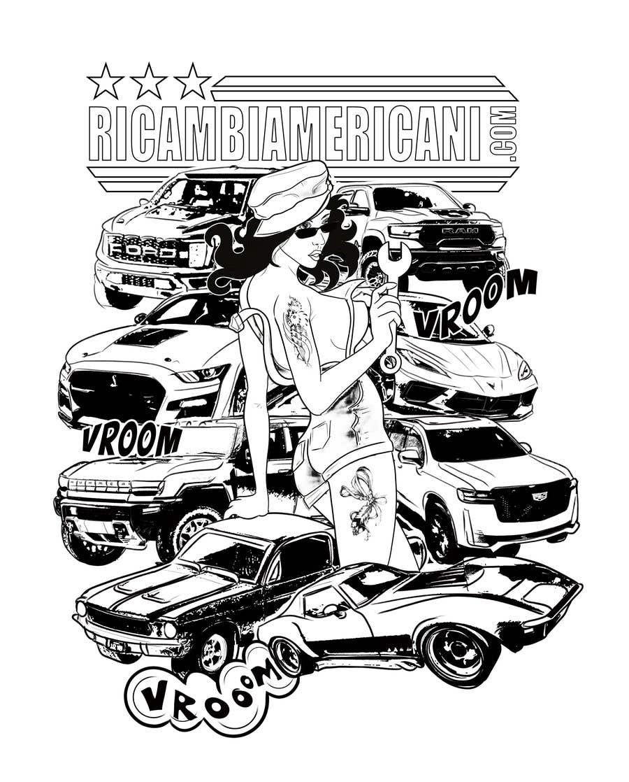 Penyertaan Peraduan #                                        40                                      untuk                                         Create a design for tshirt