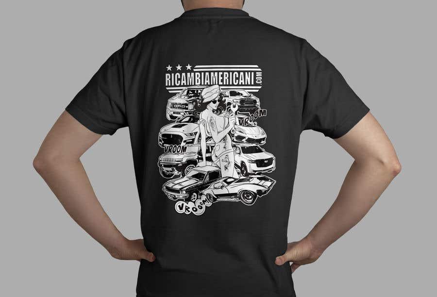 Penyertaan Peraduan #                                        49                                      untuk                                         Create a design for tshirt