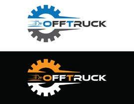 #128 for New logo for OFFTRUCK af Shahadatbd20
