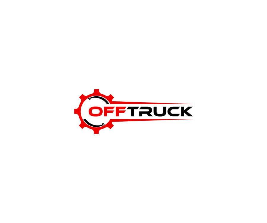 Konkurrenceindlæg #                                        123                                      for                                         New logo for OFFTRUCK