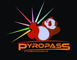 #210 for Fireworks Logo by NOORNOBI2021