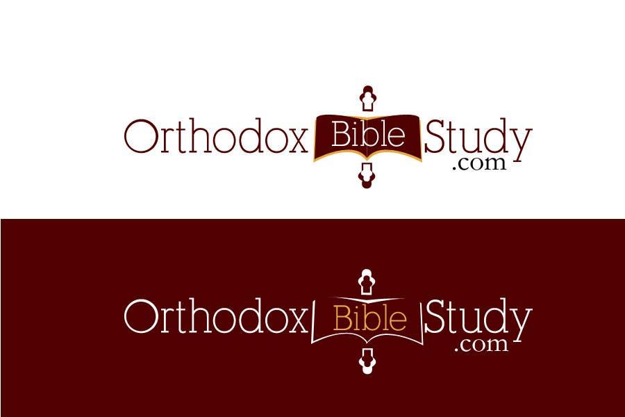 Конкурсная заявка №215 для Logo Design for OrthodoxBibleStudy.com