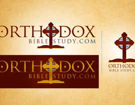 #165 για Logo Design for OrthodoxBibleStudy.com από faithworx
