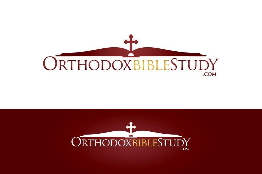 Participación en el concurso Nro.126 para Logo Design for OrthodoxBibleStudy.com