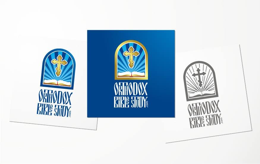Конкурсная заявка №170 для Logo Design for OrthodoxBibleStudy.com