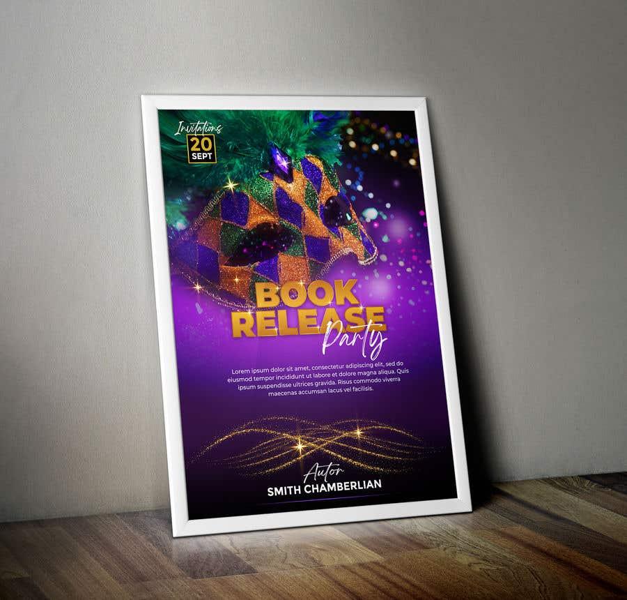 Inscrição nº                                         40                                      do Concurso para                                         Electronic party invitations