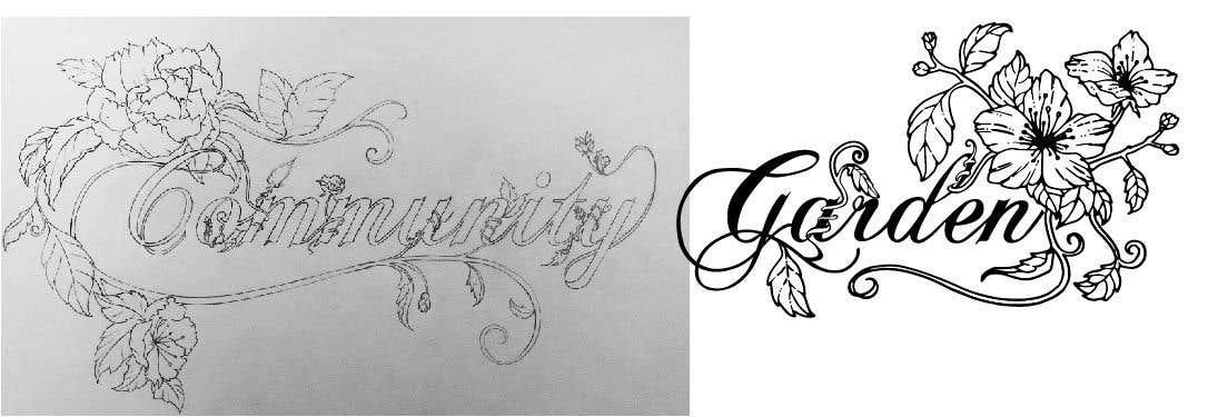 Konkurrenceindlæg #                                        129                                      for                                         Embellished Calligraphy Graphic