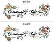 Graphic Design Konkurrenceindlæg #259 for Embellished Calligraphy Graphic