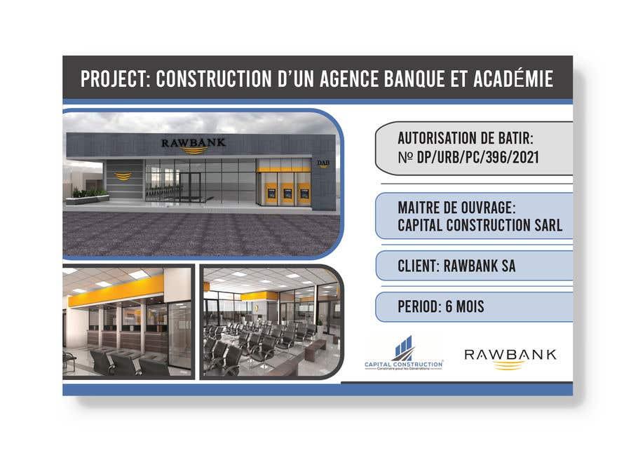 Bài tham dự cuộc thi #                                        36                                      cho                                         Design A Construction Project Billboard