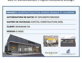 #6 for Design A Construction Project Billboard af denizhansengul