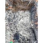 Photoshop Kilpailutyö #7 kilpailuun chalk at base of dug footings
