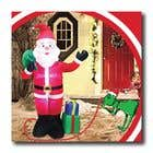 Graphic Design Contest Entry #9 for Blow Up Inflatable Outdoor Christmas Santa Claus and the Grinch