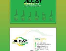 Nro 198 kilpailuun Build a business card for Jilcat Proline Ultra-Friction Reducer käyttäjältä mdrashiddkhan201