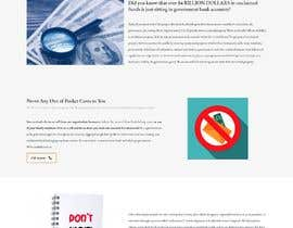 #50 for Build small website CSS/HTML from PDF templates af simobaali