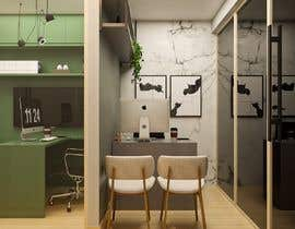 #13 for small real estate office space by karinasilvaarqui