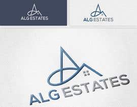 #428 cho Creat a logo incorporating my business name ALG Estates bởi mstalza323