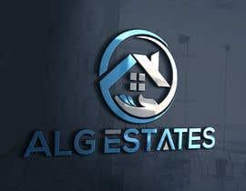 #429 cho Creat a logo incorporating my business name ALG Estates bởi ra3311288