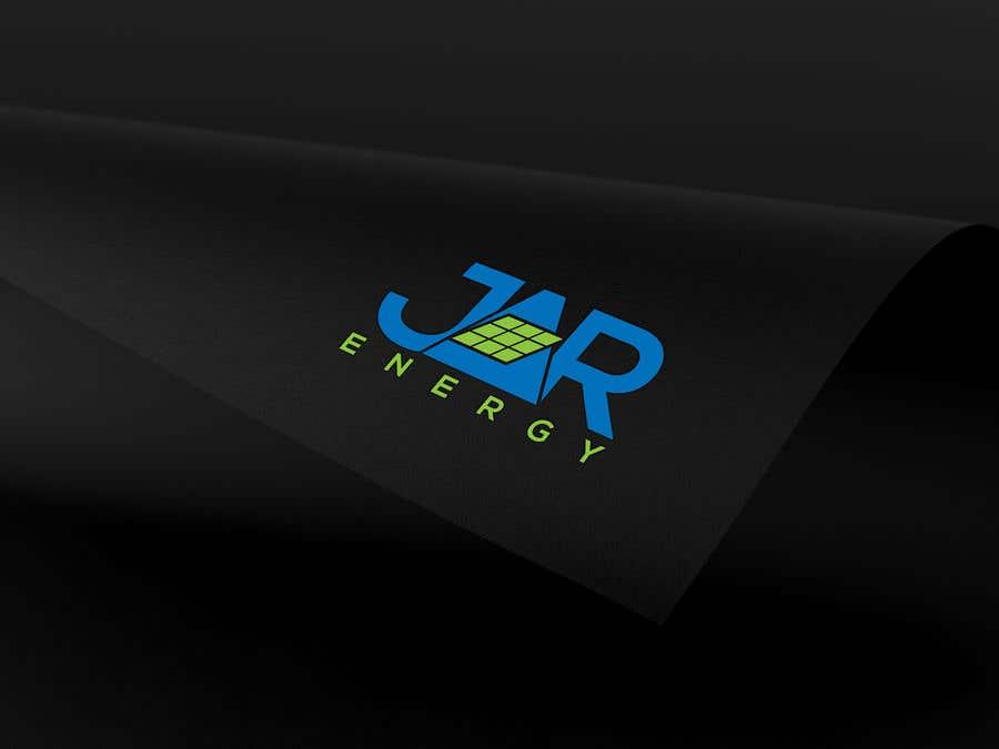 Konkurrenceindlæg #                                        1214                                      for                                         JAR Energy Logo and Brand Kit