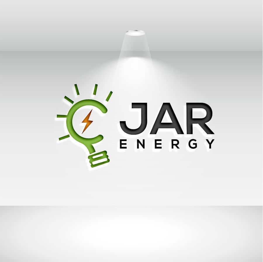 Penyertaan Peraduan #                                        596                                      untuk                                         JAR Energy Logo and Brand Kit