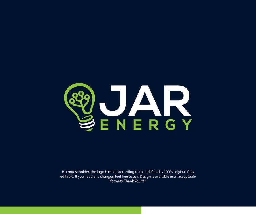 Penyertaan Peraduan #                                        1083                                      untuk                                         JAR Energy Logo and Brand Kit