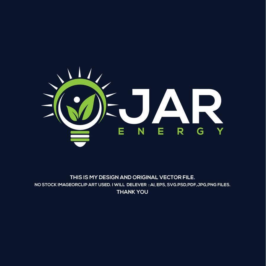 Penyertaan Peraduan #                                        312                                      untuk                                         JAR Energy Logo and Brand Kit