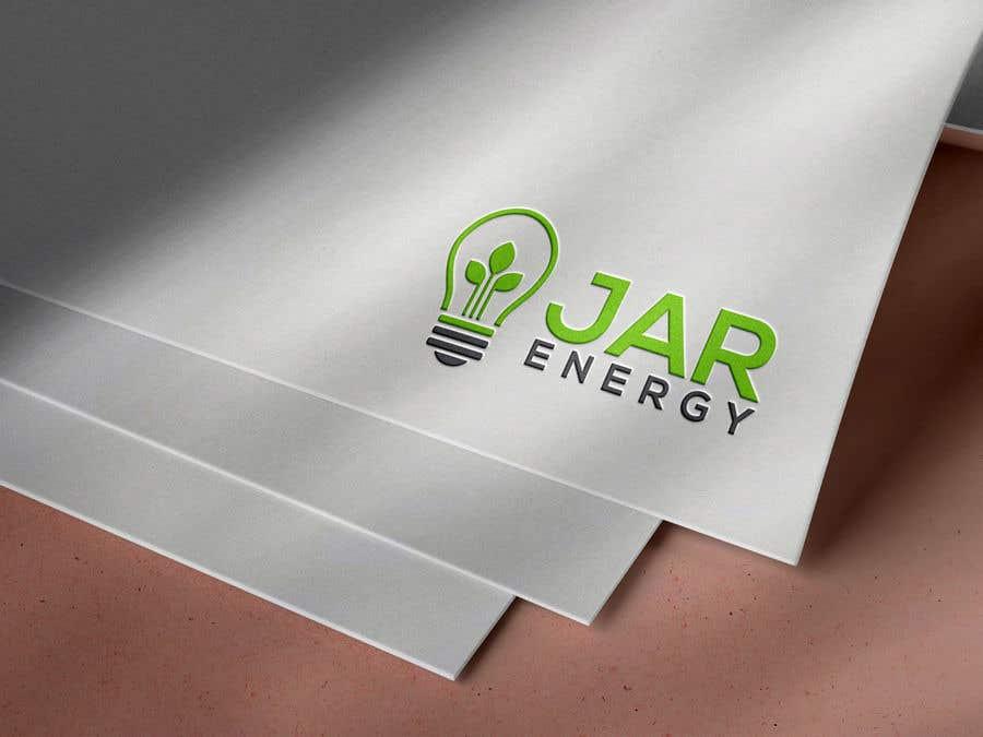 Penyertaan Peraduan #                                        1044                                      untuk                                         JAR Energy Logo and Brand Kit