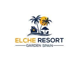 Nro 238 kilpailuun Logo para Elche Garden Resort käyttäjältä shahdesign96