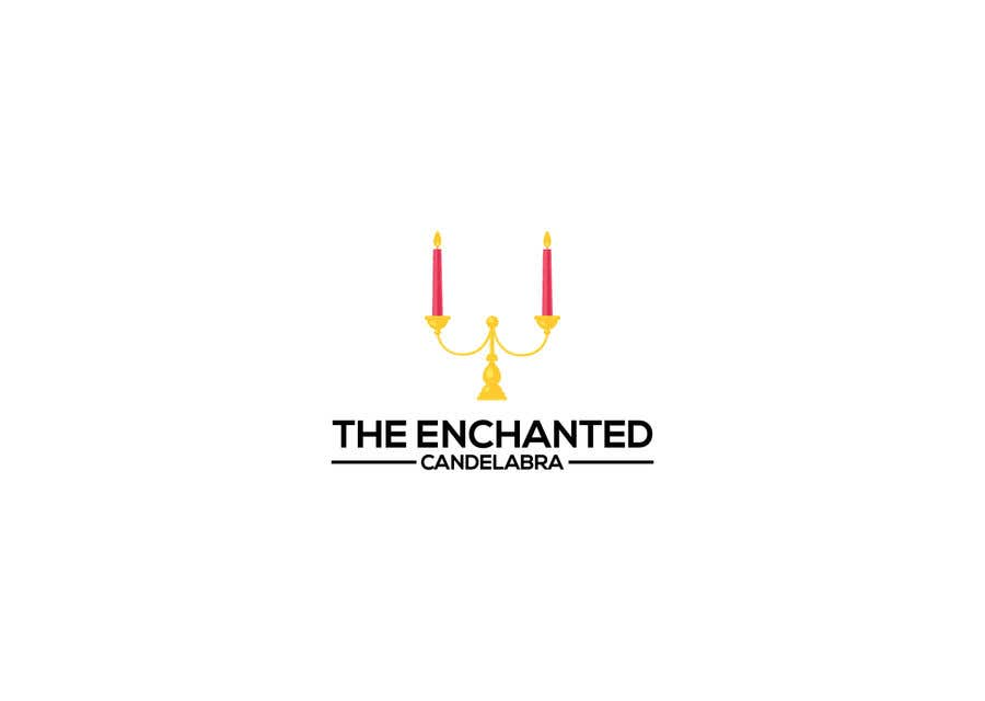 """Contest Entry #                                        9                                      for                                         Menu Beauty and the Beast """"The Enchanted Candelabra"""""""