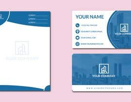 #24 for Business Card and Company Letter Pad Design for a Construction Company by khadizaakterlim4
