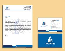 #70 for Business Card and Company Letter Pad Design for a Construction Company by junayedemon010