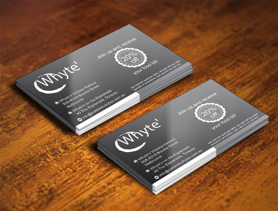 Konkurrenceindlæg #                                        24                                      for                                         Design Discount Cards