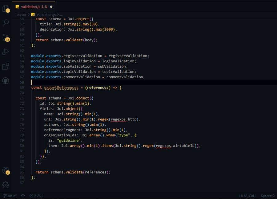 Inscrição nº                                         9                                      do Concurso para                                         Translate function to TypeScript