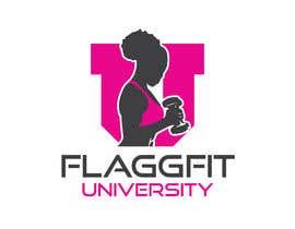 #306 для Flaggfit University Logo от TheCloudDigital
