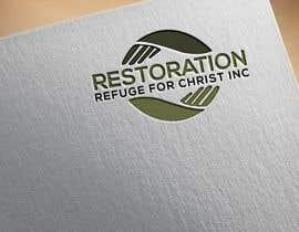 #125 for Contest for Restoration Refuge for Christ Logo by mdfarukmiahit420